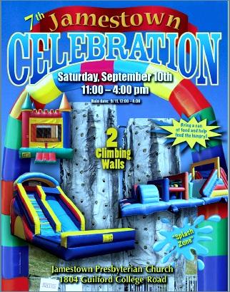 Jamestown Celebration 2016