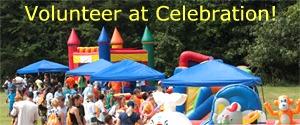 Celebration-Volunteer