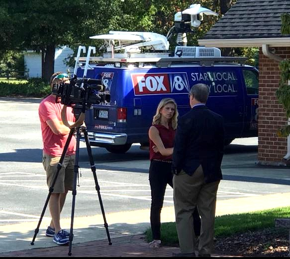 Fox 8 – JPC Power Outage